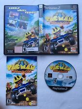 Pac-Man World Rally [Sony Playstation 2, 2006] CIB