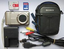 Sony Cyber-shot DSC-HX5V 10.2MP Digital Camera , +8 GB memory card