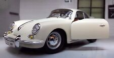 G LGB 1:24 Scale Cream Porsche 356 Coupe 1961 Detailed Diecast Model Car 22079
