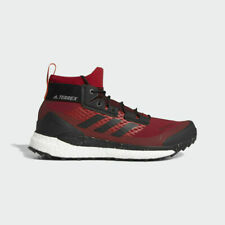 Adidas TERREX FREE HIKER GTX Outdoor Lifestyle Shoes G26536 Red