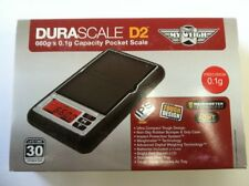 ONE - My Weigh DuraScale D2 660g x 0.1g Digital Scale w/Rubber Case - Tough!