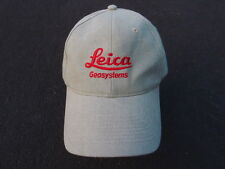 New Leica Geosystems Camera Hat Cap Dad Film 35mm