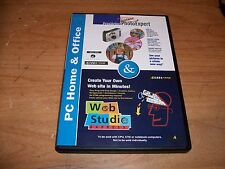 Photo Expert & Web Studio Express Home & Office CD ROM Software WIN 95 98 NT 4