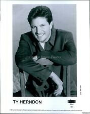 1998 Singer Ty Herndon Grammy Nominated Country Western Musician Photo 8X10