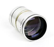 Projector Lens Ernst Leitz GmbH Wetzlar Hektor 2.5/8.5cm f/2.5 8.5cm