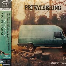 Privateering by Mark Knopfler (SHM-CD, Sep-2012, Universal / UICR-1098/9 Japan