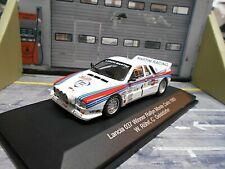 LANCIA 037 Rally Gr.B Rallye Monte Carlo 1983 Winner #1 Röhrl Martini IXO 1:43