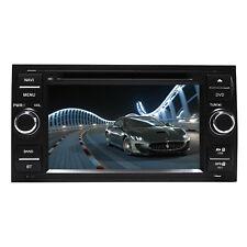 Car DVD Player GPS Sat Nav FORD FOCUS FIESTA TRANSIT KUGA  Mondeo 2004 2005 2006