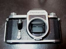 ZI Pentacon Zeiss DDR SLR #37002 Germany,Collectible erratic shutter Contax D va