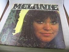 Melanie Buddah Records  Vintage Record LP