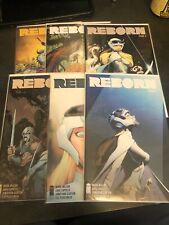 Reborn - Complete Set 1-6 - Image Comics - Optioned Movie - Millar -  9.4/9.6