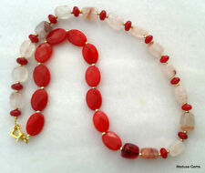Gemstone Jade Statement Costume Necklaces & Pendants