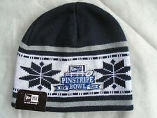 New Era New York Pinstripe Bowl Snowflake Beanie Cap NWT!!!