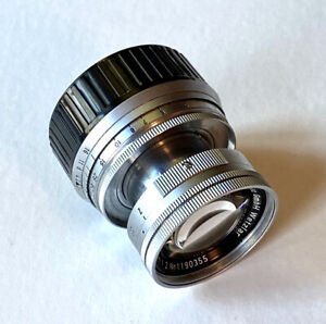 Leica 50mm Summicron f2 #1190355 Collapsible in M-Mount
