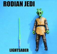 Star Wars Target Exclusive Geonosis Arena Showdown Rodian Jedi Action Figure!