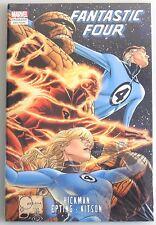 ESZ2548. Marvel Comics Fantastic Four Volume 5 Hardcover Graphic Novel (2012)