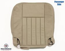 2006 Lincoln Navigator -Passenger Side Bottom Replacement Leather Seat Cover TAN
