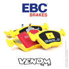 EBC YellowStuff Front Brake Pads for Renault Clio Mk2 1.9 D 98-2001 DP4959R