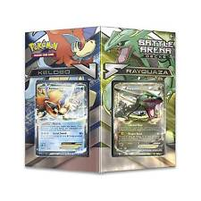 Pokemon Rayquaza vs Keldeo Battle Arena Deck **Brand New & In Stock**