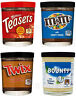BOUNTY MALTESERS TWIX M&Ms Chocolate Spread Candy Dessert Treat Jar