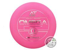 New Millennium Dt Omega 152g Pink Silver Foil Putter Golf Disc