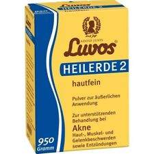 LUVOS Heilerde 2 hautfein   950 g   PZN 5039225