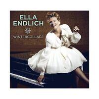 ELLA ENDLICH - WINTERCOLLAGE  CD  7 TRACKS WEIHNACHTS-SCHLAGER  NEU