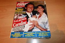 Das Neue Nr.33/1986 Dallas Deborah Shelton,Richard Chamerlain