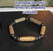 Thai Talisman Amulet Bracelets 5 Sanea Charm Takrud Power Luck Love Business