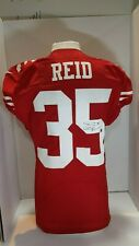 2015 Eric Reid Game Worn Autographed Jersey San Francisco 49'rs
