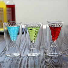 NEW Crystal Mermaid Cup Glass Mug Vodka Shot Drinking Bar Party Cup 3336