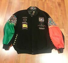 1992 Vintage Nike Jacket Spike Lee Urban Jungle Gym Size XL