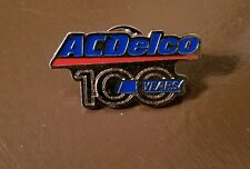 ACDelco Auto Parts 100 year Anniversary Pin