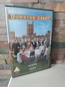new/sealed DOWNTON ABBEY : THE FINALE DVD -  UK.   FAST/FREE POSTING