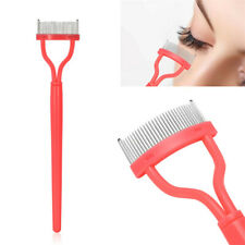 Professional Lash Comb Mascara Applicator Guide Eyelash Cosmetic Brush Tool