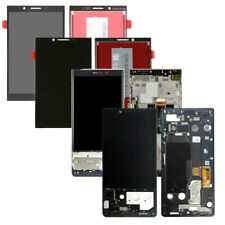 For BlackBerry KEY 2 LE BBE100/Key Two BBF100 Original LCD Touch Digitizer Frame
