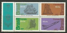 BRAZIL. 1972. Armed Forces Day Set. SG: 1422a. Unused.