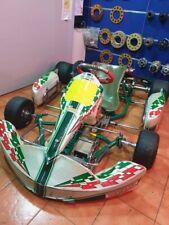 Tony Kart evxx 2014 completo con una sola gara.