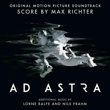 Max Richter - Ad Astra OST 2CD- Released 22/11/2019