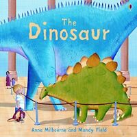 Anna Milbourne, The Dinosaur (Usborne Picture Books), Like New, Paperback