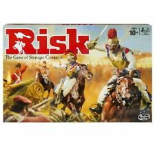 Hasbro Risk strategy Board Game -  includes 300 figures