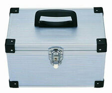 1 x 200 DJ Aluminium CD DVD Blu Ray Disc Storage Flight Carry Case Box