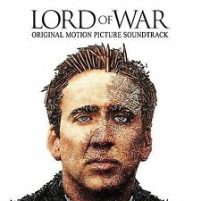 ~COVER ART MISSING~ Antonio Pinto CD Lord of the War [Original Motion Picture So