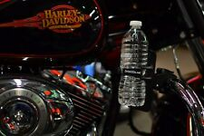 Motorcycle Trike Harley Suzuki Yamaha Honda Drink Holder Beverage Water Bottle