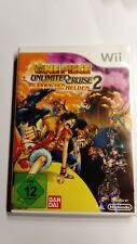 One Piece: Unlimited Cruise 2 -- Pyramide Software (Nintendo Wii, 2012,)