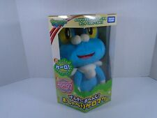 "TAKARA / TOMY--POKEMON--11"" TALKING FROAKIE PLUSH (NEW)"
