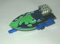 1975 Matchbox Seafire Boat with 1979 Trailer