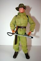 ACTION MAN ORIGINAL VINTAGE FIGURE 1975 geyperman gi joe SOLDADO AUSTRALIANO