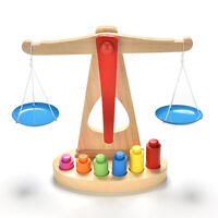 Balance Scale Toy Montessori Educational Toy Creative Baby Early DevelopmeTDS