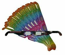 Rob's Super Happy Fun Store 51 Fireworks Diffraction Glasses (50 Rainbow